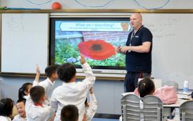 如何让孩子享受学习外语和母语的乐趣?东华文泽学校告诉你!